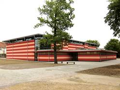 Fitfanty-Sporthalle